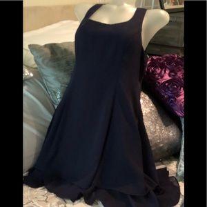 Hampton Nite Petite sleeveless dress